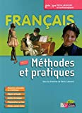 Image de FRANCAIS METHODES 2DE/1RE PF