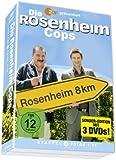 Die Rosenheim Cops - Staffel 10/Folge 01-15 [3 DVDs]