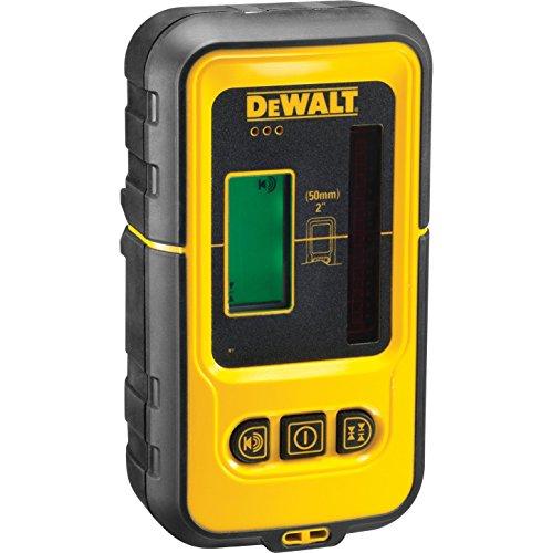 Dewalt DE0892G-XJ Detector de líneas para láseres Verdes, Gris