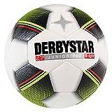 Derbystar 10er Ballpaket Junior Pro S-Light Fußball 290 Gramm Größe 3 Kinder weiß-schwarz-gelb-rot, Größe 3