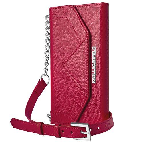 karl-lagerfeld-karl0040-flip-case-iphone-5-5s-red