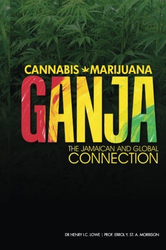 Cannabis, Marijuana, Ganja Cover Image