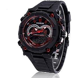 Fashion sport student multifunction watch men's watches