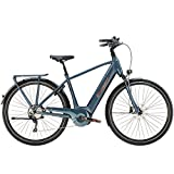 Diamant E-Bike Zagora+ Herren 28' 500Wh Bosch Active Plus 10G Freilauf blau, Rahmenhöhe:55cm