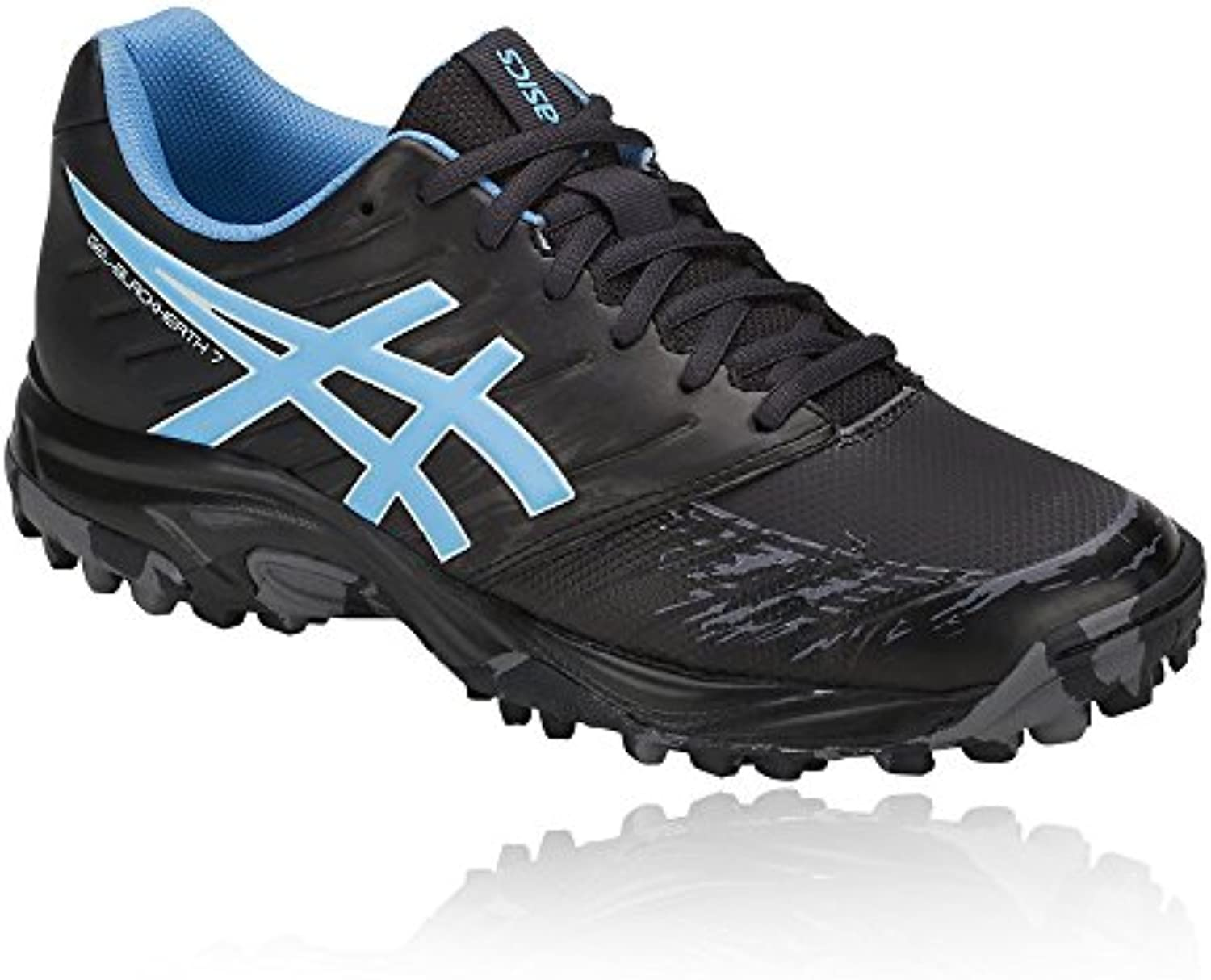 asics asics asics gel Noir heath 7 woHommes 's hockey chaussures aw18 b07dfbq5mt parent 1ef615