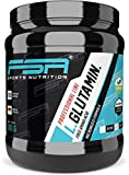 L-Glutamin Pulver, ultrafeines Aminosäuren Pulver - Made in Germany - FSA Nutrition - 500 g