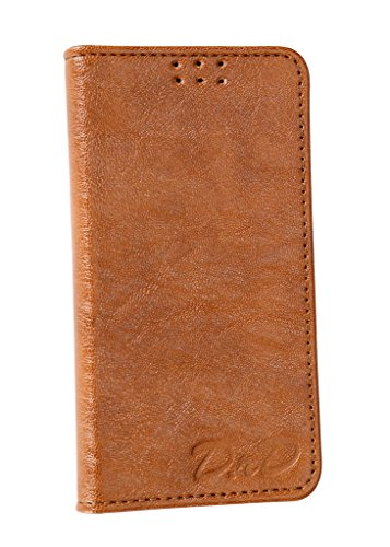 D.rD Artificial Leather Mobile Flip Cover MICROMAX CANVAS COLOUR A120