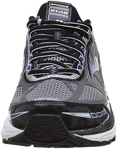 Brooks Dyad 8 Chaussure De Course à Pied - S.Blue/Pavement/Anthracite