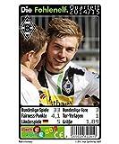 Teepe 24101 - Borussia Mönchengladbach Quartett 2014/2015, Spiel