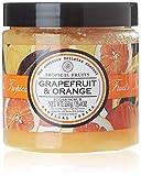 Frutas Tropicales La toronja y naranja Sugar Scrub 550 g