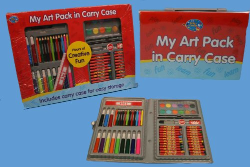 A bis Z 32137My Art Pack in Tragetasche