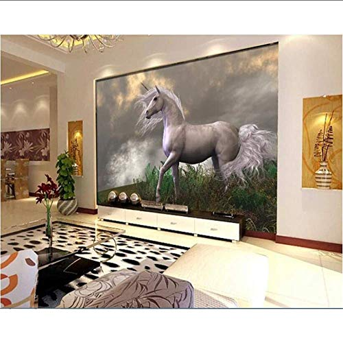 Papel tapiz mural Fondo blanco sala estar dormitorio