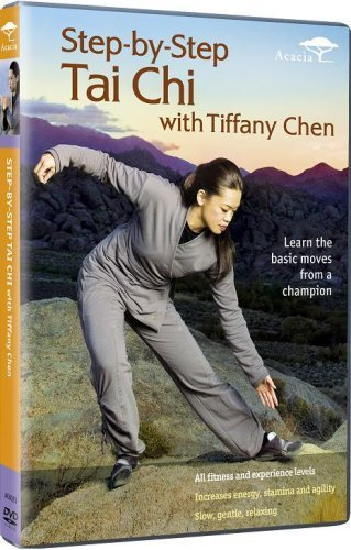 Step-by-Step Tai Chi with Tiffany Chen [UK Import]