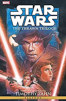 Star Wars - The Thrawn Trilogy (Star Wars: The New Republic) by [Baron, Mike]