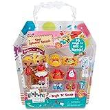 Lalaloopsy Minis Style 'N' Swap Spot Splatter Splash - muñecas (Chica, Multicolor, De plástico, Vestido para muñecas, Doll hat, Zapatos, Femenino, CE)