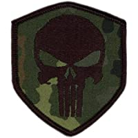 Titan One Europe Hook Fastener Angry Bullet Mario NES Military Morale Tactical Morale Patch W/ütend Kugel Taktisch Klettband Aufn/äher