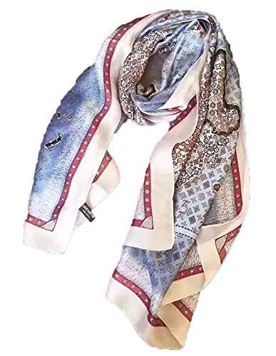 Gucci Schal (BEUTIFUL&HOT Women's Cashmere Scarf Warm Scarves Fashion Luxury huachuangxin ... (#14))