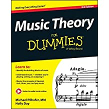 Music Theory For Dummies: Noten, Lehrmaterial, Musiktheorie