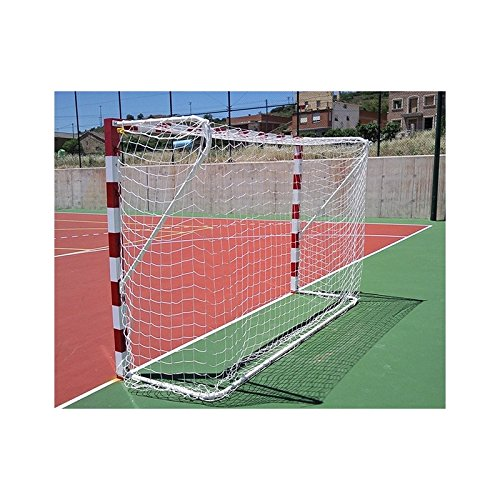 Softee - Juego Redes Fútbol Sala/Balonmano 3Mm Linea Premium