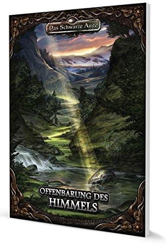 Preisvergleich Produktbild Offenbarung des Himmels: Das Schwarze Auge 5 Abenteuer (Das Schwarze Auge – Abenteuer)