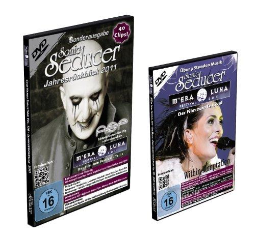 Sonic Seducer 12-11 + Sonic Seducer Jahresrückblick 2011 mit DVD: M'Era Luna 2011, Der Fil Preisvergleich