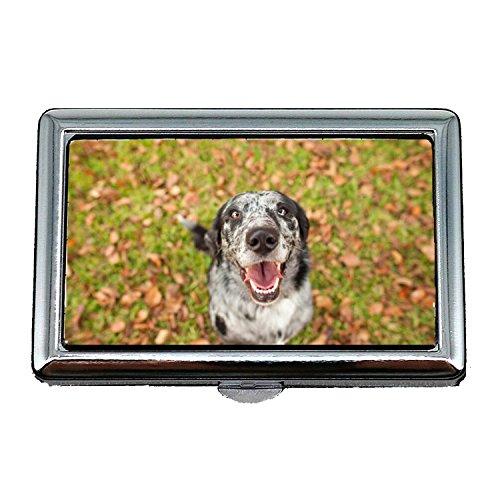 Portasigarette/Scatole taglia King Size, mappa Porta carte di credito in acciaio inossidabile MT 048