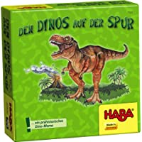 HABA on the Hunt pour Dinos Jeu