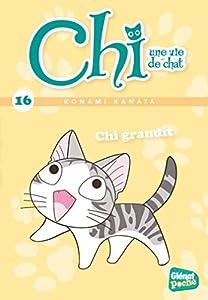 Chi - Une vie de chat Edition de Poche Tome 16