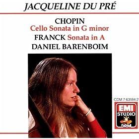 Cello Sonata in G Minor, Op.65 (1989 - Remaster): I. Allegro moderato