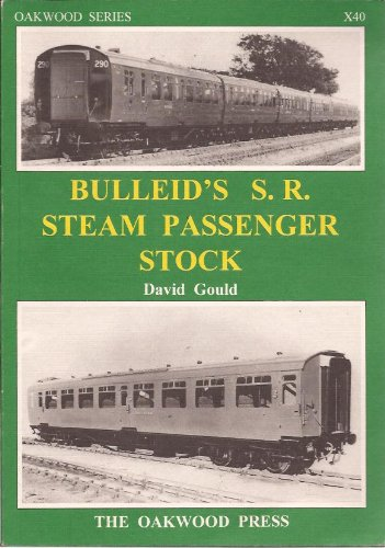 Bulleid's Southern Railway Steam Passenger Stock (Series X)