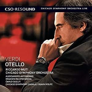 Verdi: Otello (Chicago Symphony Orchestra / Muti)