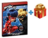 Character Miraculous Ladybug und Cat Noir Adventskalender mit Vollmilchschokolade für Weihnachten 2018 + Überraschungsgeschenk (Order Before 27TH of November for Express DELIVERY)