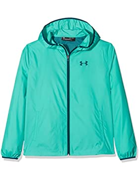 Under Armour Sack Pack Jacket Chaqueta, Niños, Verde (594), Junior L