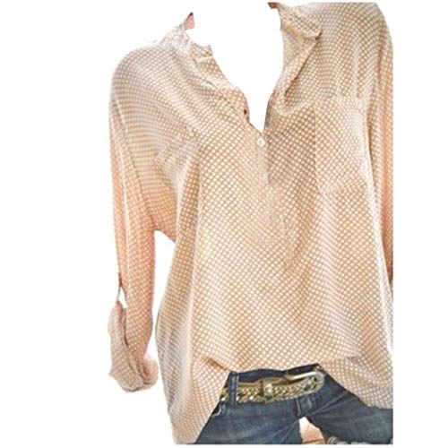 WWricotta Damen Streifen Bluse Langarmshirt Strickjacke Kimono Cardigan Cover up Patchwork Outwear...