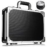 ghostfire aluminum-alloy Edge Gitarre Effekt Pedal Case mit Montage-Klebeband Verschluss 15