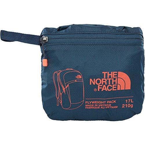 The North Face Erwachsene Reisetasche Flyweight Pack Blau