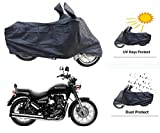 #9: Motrol Royal Enfield Thunderbird 350/500cc Bike Body Cover - Black