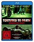 Tortured to Death: Resurrection County [Blu-ray] [Import allemand]