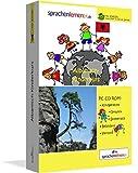 Albanisch-Kindersprachkurs von Sprachenlernen24: Kindgerecht bebildert und vertont für ein spielerisches Albanischlernen. Ab 5 Jahren. PC CD-ROM für Windows 10,8,7,Vista,XP / Linux / Mac OS X
