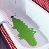 ikea kids patrull bathtub mat crocodile green kids infant child baby products baby. Black Bedroom Furniture Sets. Home Design Ideas