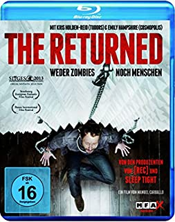 The Returned - Weder Zombies noch Menschen [Blu-ray]