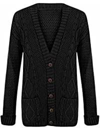 Amazon.co.uk: Cardigans - Knitwear: Clothing