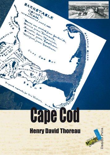 Cape Cod (Dando pata) por Henry David Thoreau
