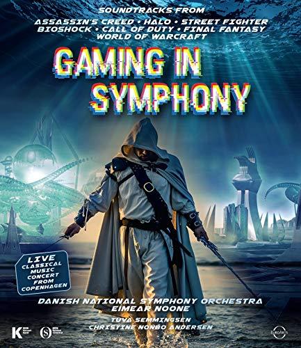 Gaming in Symphony [Blu-ray]