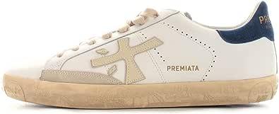 PREMIATA Sneaker Steven in Pelle