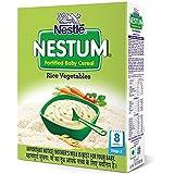 Nestle Nestum Infant Cereal Stage-2 (8 Months-24 Months) Rice Vegetable - 300 g