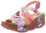 Desigual Women's Bio9 hearts Heels Sandals