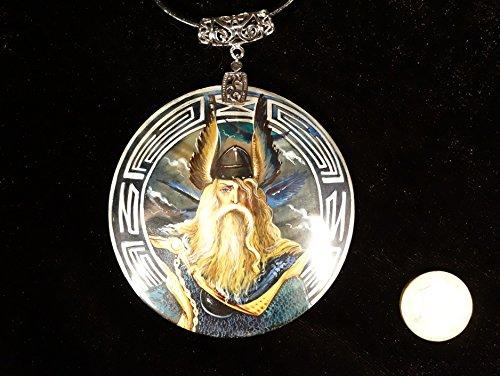talisman-dieu-odin-talisman-de-la-sagesse-et-de-lenergie