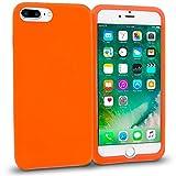 iKiKin Pour Apple iPhone 7/7 Plus Housse de protection en caoutchouc souple en...