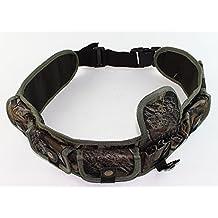 Soytich Riñonera Bolsa de cinturón bolso de pesca Correa accesoria (Guert2460)